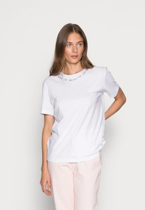 BRISA - T-shirt basic - white