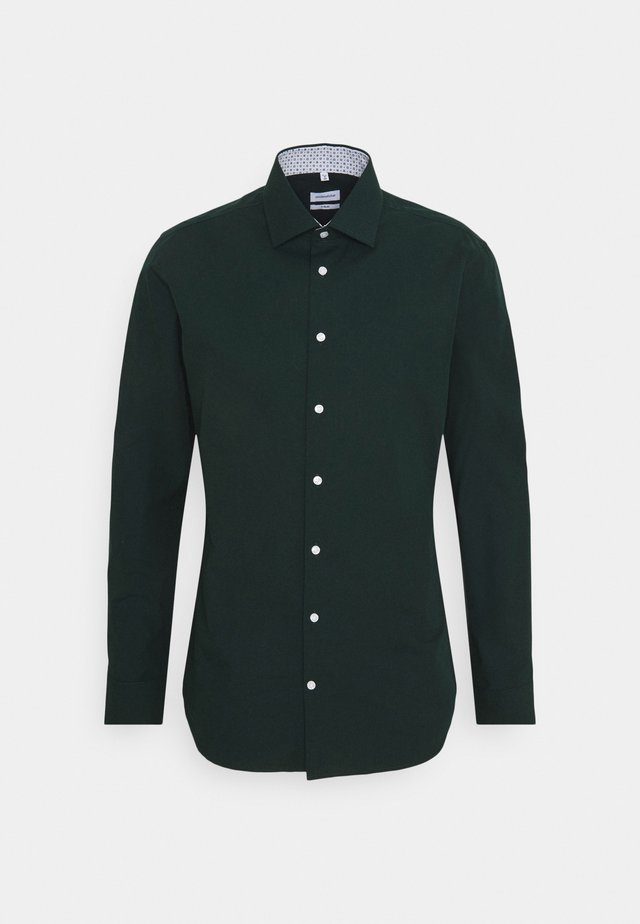 BUSINESS PATCH - Formal shirt - green