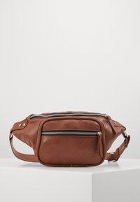 Urban Classics - SHOULDER BAG - Bum bag - brown - 0