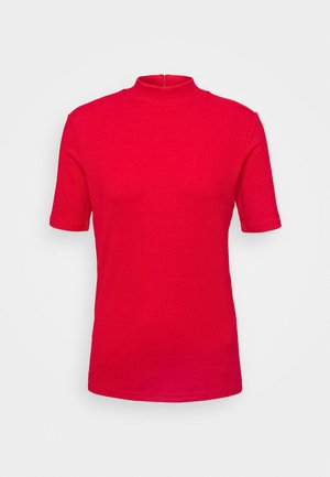 DINANE - T-Shirt basic - bright red