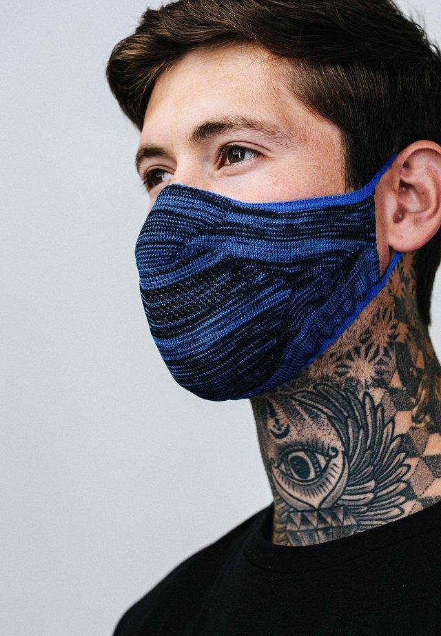 Masque en tissu - blue