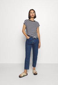 GAP Petite - Camiseta estampada - dark blue - 1
