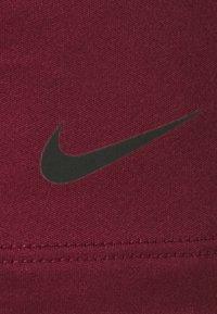 Nike Performance - DRY ELASTIKA TANK - Camiseta de deporte - dark beetroot/beyond pink - 8