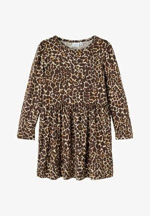 LANGE ÄRMEL - Day dress - mole