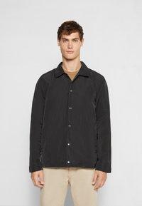 GARMENT PROJECT - COACH - Lehká bunda - black - 0