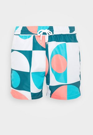 TRUNKS SPORT COPIC - Swimming shorts - ocean/coral