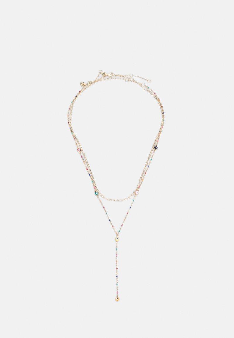 ALDO - YBENDAWEN - Necklace - bright multi/gold-coloured