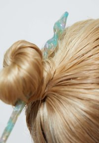 OYSHO - Hair styling accessory - green - 4
