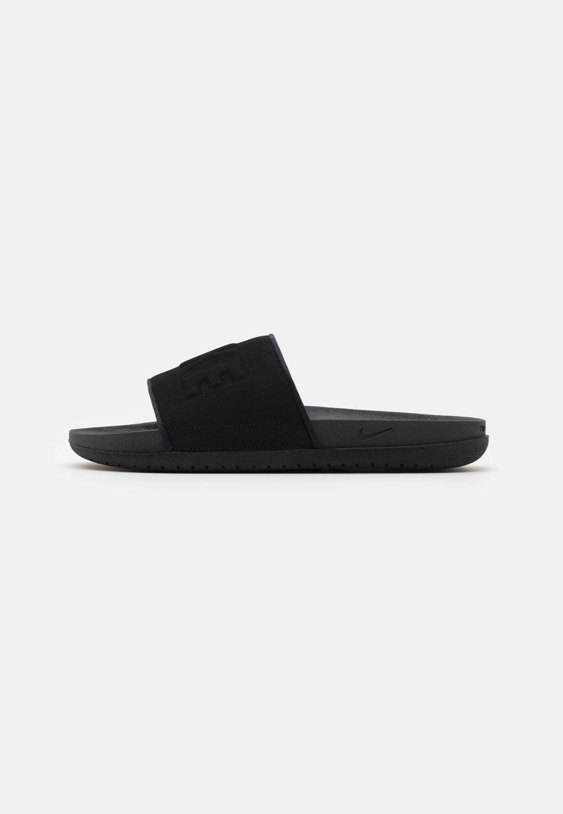 Nike Sportswear - OFFCOURT - Sandalias planas - anthracite/black