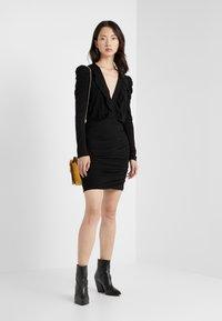 Iro - EBBA - Shift dress - black - 1