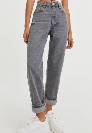 Jeans baggy - light grey