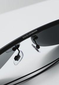 Dolce&Gabbana - Sluneční brýle - matte black/grey - 4