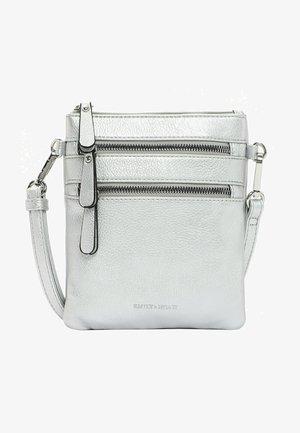 EMMA - Across body bag - lightsilver