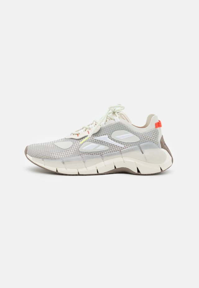 KINETICA CONCEPT - Sneakersy niskie - fog/grey/orange