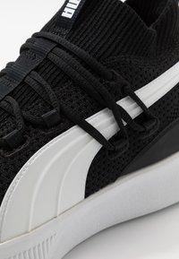 Puma - CLYDE COURT CORE - Basketball shoes - black - 5