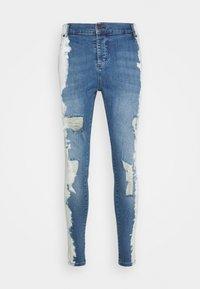 SIKSILK - DIP DYE - Slim fit jeans - midstone - 3