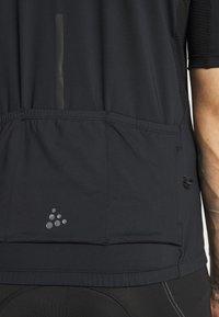 Craft - ENDUR - T-shirt imprimé - black - 5