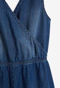 Next - WRAP  - Jumpsuit - blue denim - 3