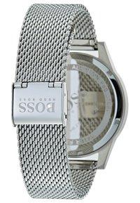 BOSS - JET - Chronograph watch - gray - 2