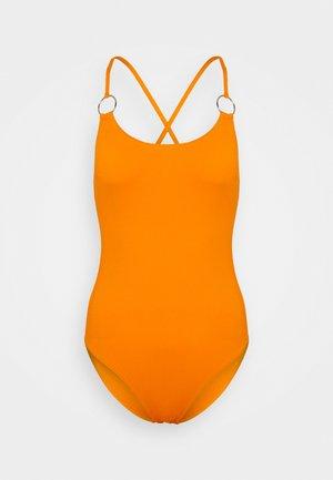 LAMPADA SWIMSUIT - Swimsuit - orange