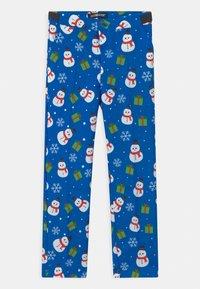 Suitmeister - BOYS CHRISTMAS SNOWMAN SET - Kostým - blue - 2