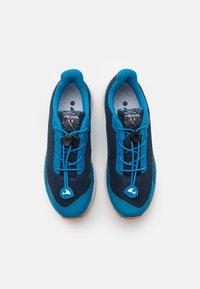 Viking - WILLIAM UNISEX - Hiking shoes - blue/navy - 3