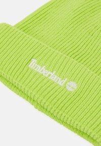 Timberland - PULL ON HAT UNISEX - Čepice - green lemon - 2