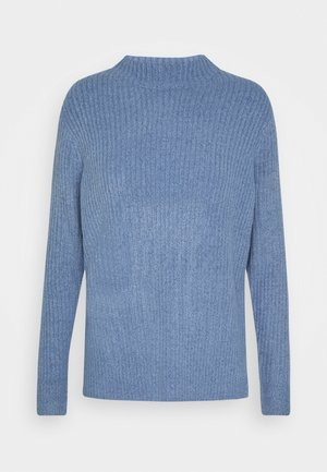 BYNORA JUMPER - Jumper - country blue