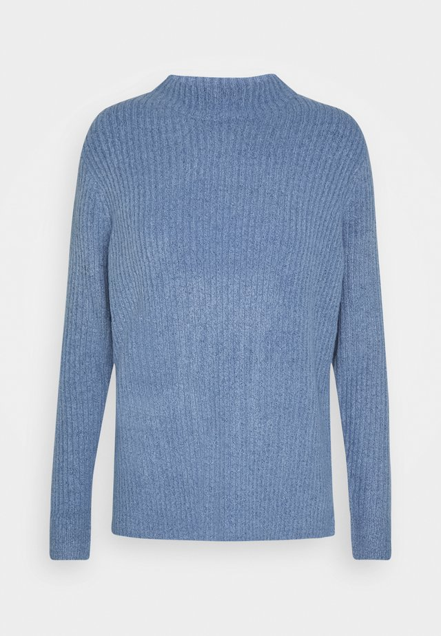 BYNORA JUMPER - Maglione - country blue