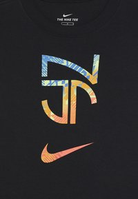 Nike Performance - NEYMAR TEE HERO - Print T-shirt - black - 3