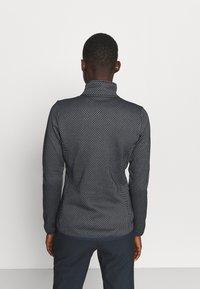 CMP - WOMAN JACKET - Fleece jacket - blue/grey - 2