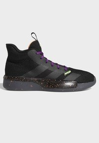 adidas Performance - PRO NEXT 2019 SHOES - Basketballschuh - black - 9