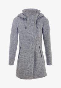 Cache Cache - ASYMMETRISCH GESCHWUNGENER  - Cappotto corto - gris foncé - 4