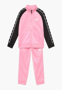 Nike Sportswear - TRICOT TAPING SET - Trainingspak - pink - 0
