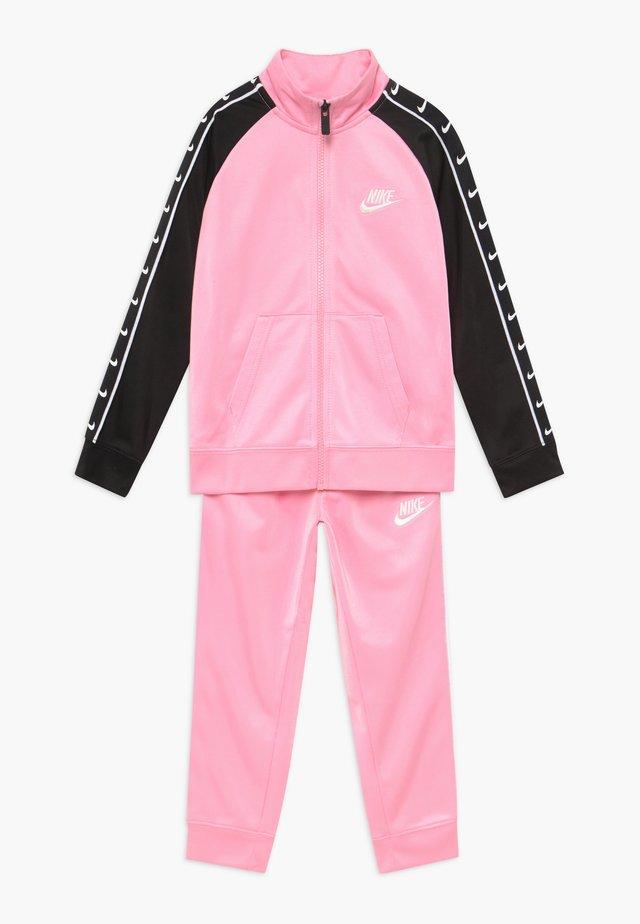 TRICOT TAPING SET - Survêtement - pink