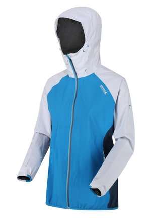 IMBER  - Outdoor jacket - blueast/whte
