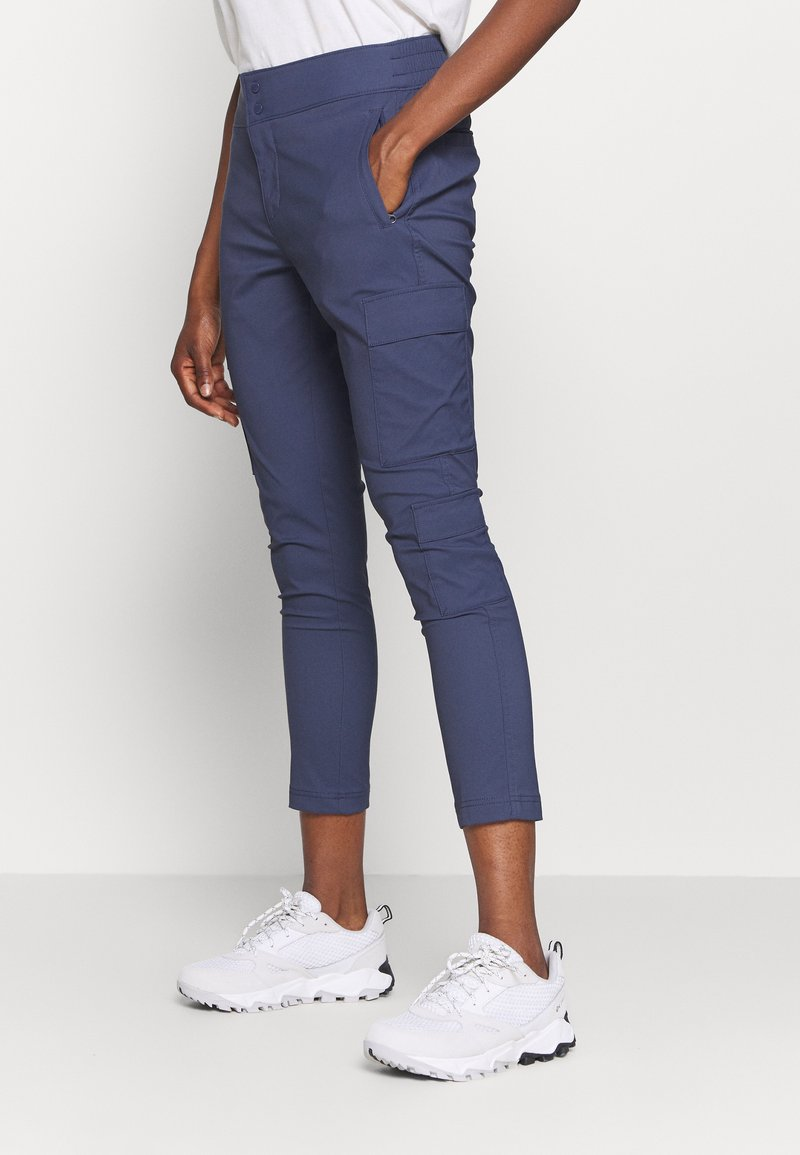 Columbia - FIRWOODCARGO PANT - Stoffhose - nocturnal