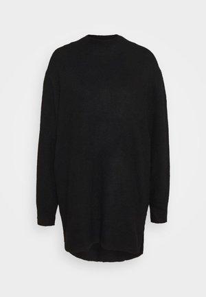 ACKIE UNIQUE - Pullover - black