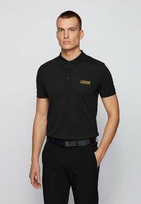 BOSS - PAUL BATCH Z - Poloshirts - black - 0