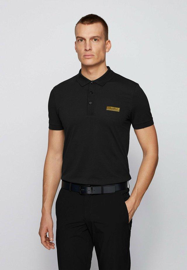 PAUL BATCH Z - Polo shirt - black