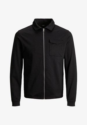 JPRBLAPHIL JACKET - Korte jassen - black, mottled black