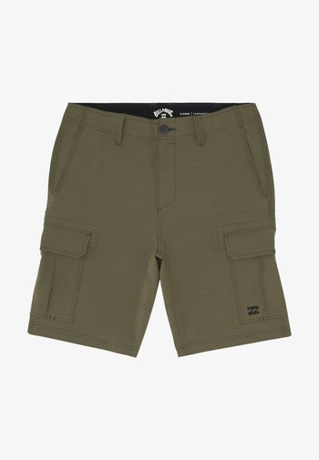 SCHEME SUBMERSIBLE SHORTS - Shorts - military
