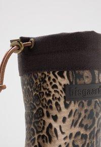Bisgaard - THERMO BOOT - Kumisaappaat - brown - 2