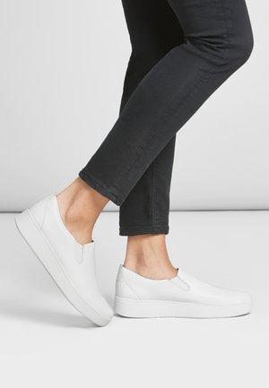 RALLY - Sneakers laag - urban white