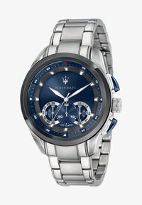 Maserati - Watch - silver-coloured - 0