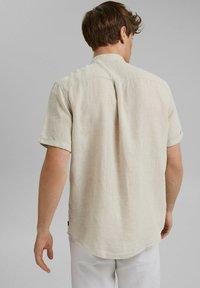 Esprit - MELANGE - Shirt - light beige - 2