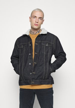 LARSONBORG - Winter jacket - dark blue denim