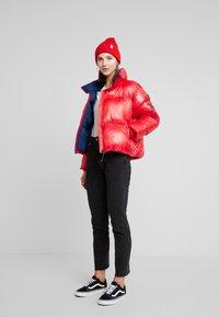 Pepe Jeans - CLAIRE - Zimní bunda - lipstick red - 1