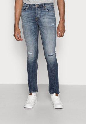 JJIGLENN JJORIGINAL - Jeans Skinny Fit - blue denim