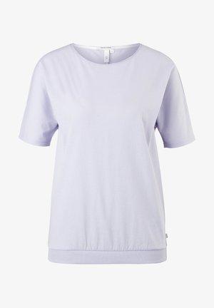 FLEDERMAUSÄRMELN - Basic T-shirt - lilac